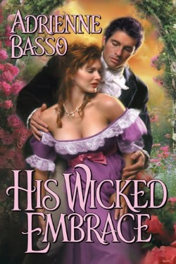 adrienne basso's HIS WICKED EMBRACE