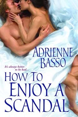 adrienne basso's How to Enjoy a Scandal