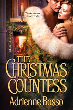 adrienne basso's THE CHRISTMAS COUNTESS