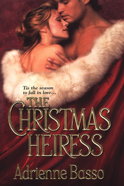 adrienne basso's THE CHRISTMAS HEIRESS
