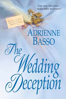 adrienne basso's THE WEDDING DECEPTION